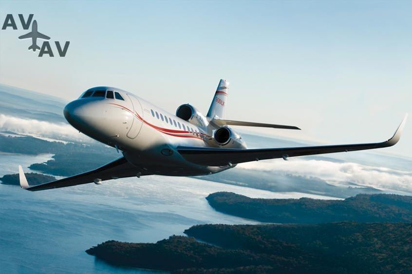 Falcon 900LX PrivateFly AA9737 - Falcon 900LX - Аренда