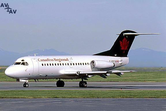Fokker F28 PrivateFly AA1545 - Charter a Fokker F28 - Аренда
