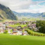 Сноубординг в Австрии: Mayrhofen - место, созданное для сноуборда...