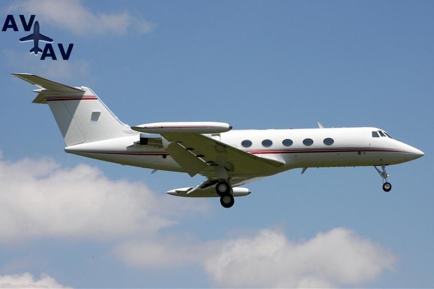 Gulfstream G2 PrivateFly AA9849 - Charter a Gulfstream G2 - Аренда