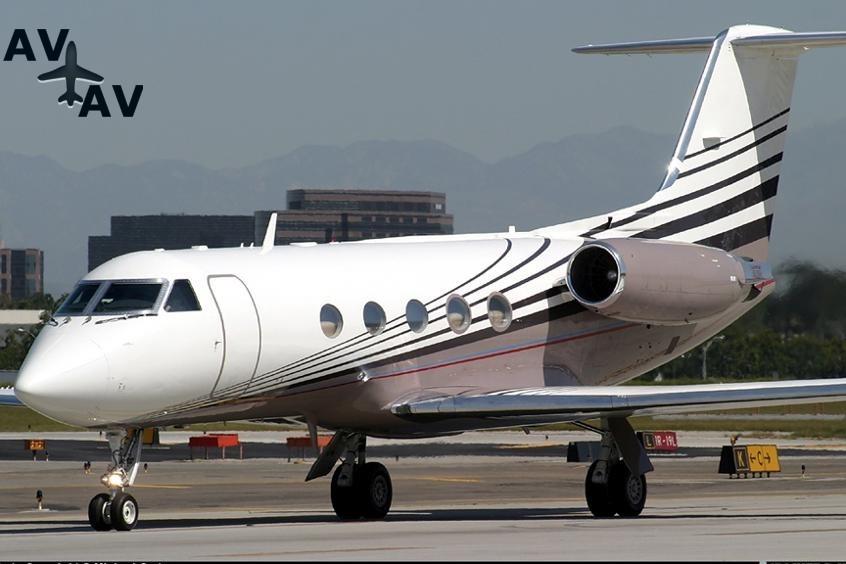 Gulfstream G3 PrivateFly AA9854 - ЗАФРАХТОВАТЬ GULFSTREAM G3 - Аренда