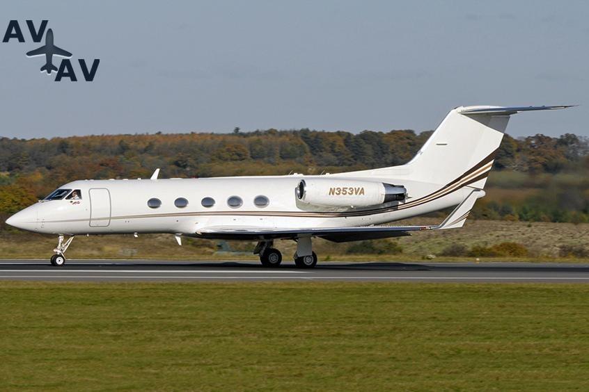 Gulfstream G3 PrivateFly AA9856 - ЗАФРАХТОВАТЬ GULFSTREAM G3 - Аренда