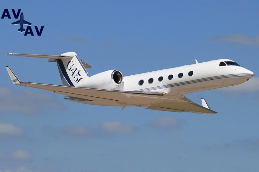 Gulfstream G450 PrivateFly AA9817 - Charter a Gulfstream G450 - Аренда