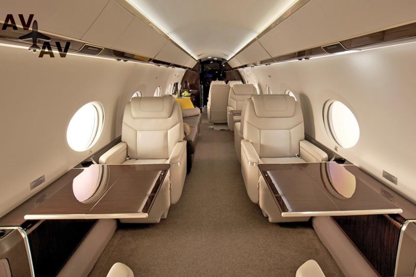 Gulfstream G450 PrivateFly AA9818 - Charter a Gulfstream G450 - Аренда