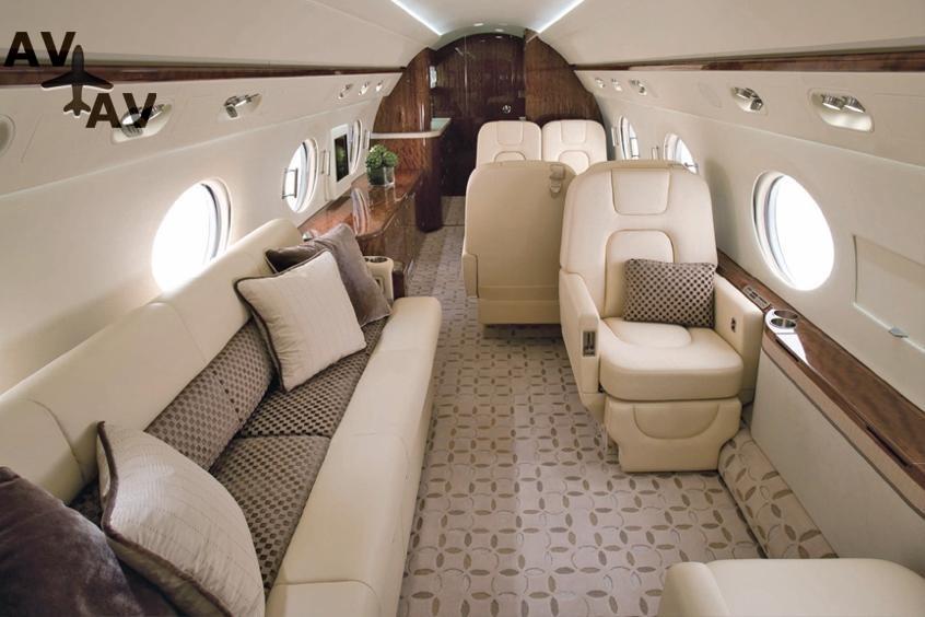Gulfstream G450 PrivateFly AA9820 - Charter a Gulfstream G450 - Аренда