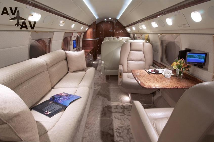 Gulfstream G500 PrivateFly AA9588 - Charter a Gulfstream G500 - Аренда