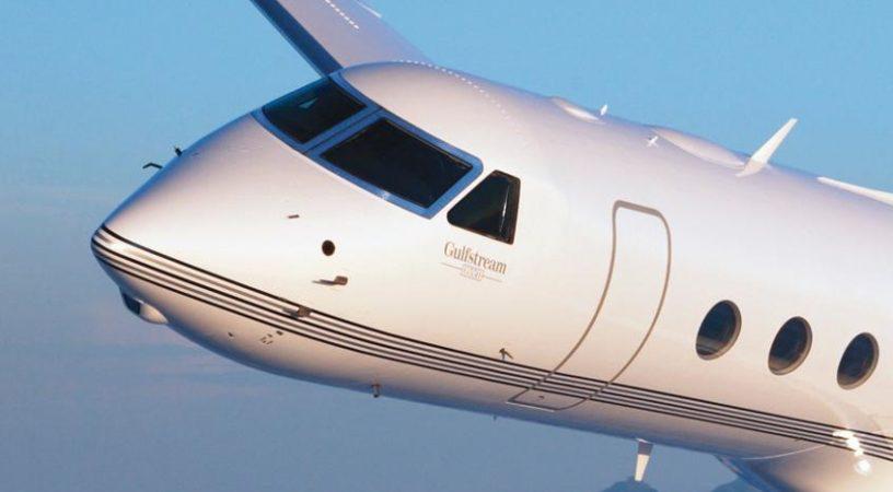 Gulfstream G500 PrivateFly AA9589 816x450 - Восемь рекордов G500