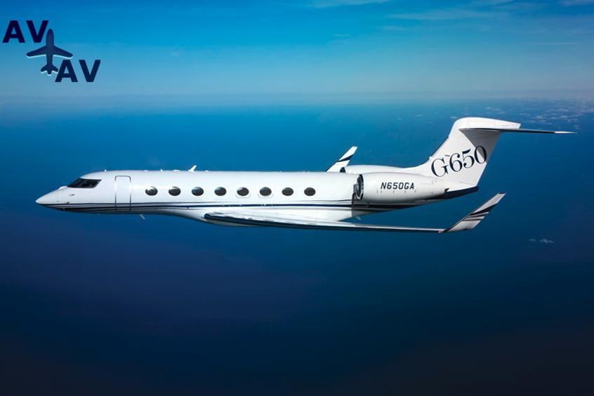Gulfstream G650 PrivateFly AA9575 - ЗАФРАХТОВАТЬ GULFSTREAM G650 - Аренда