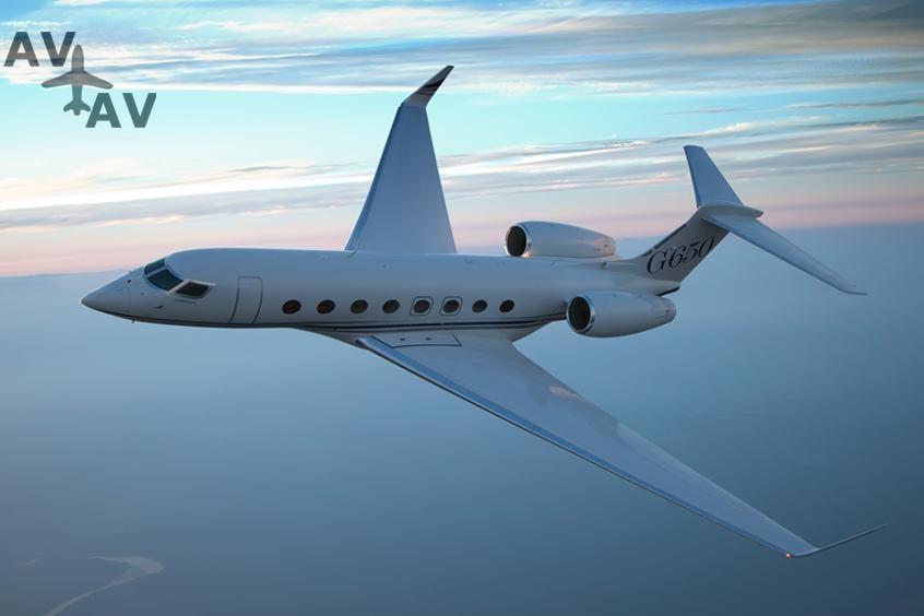 Gulfstream G650 PrivateFly AA9579 - ЗАФРАХТОВАТЬ GULFSTREAM G650 - Аренда