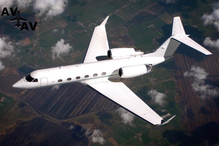 Gulfstream GIV PrivateFly AA9770 - Charter a Gulfstream GIV - Аренда