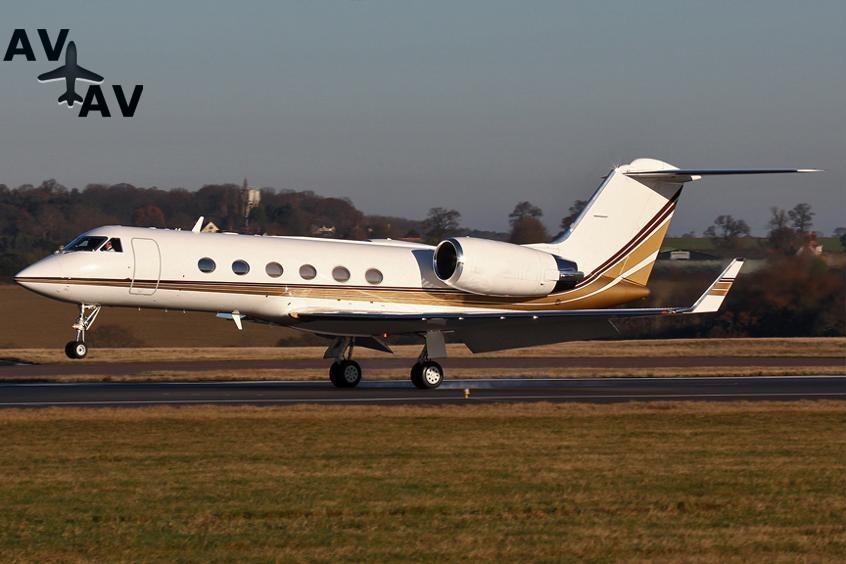 Gulfstream GIV PrivateFly AA9816 - Charter a Gulfstream GIV - Аренда
