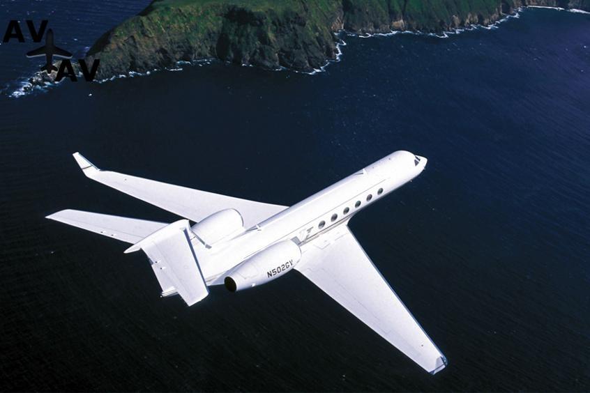 Gulfstream GV PrivateFly AA9810 - ЗАФРАХТОВАТЬ GULFSTREAM GV - Аренда