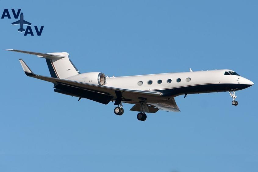 Gulfstream GV PrivateFly AA9812 - ЗАФРАХТОВАТЬ GULFSTREAM GV - Аренда