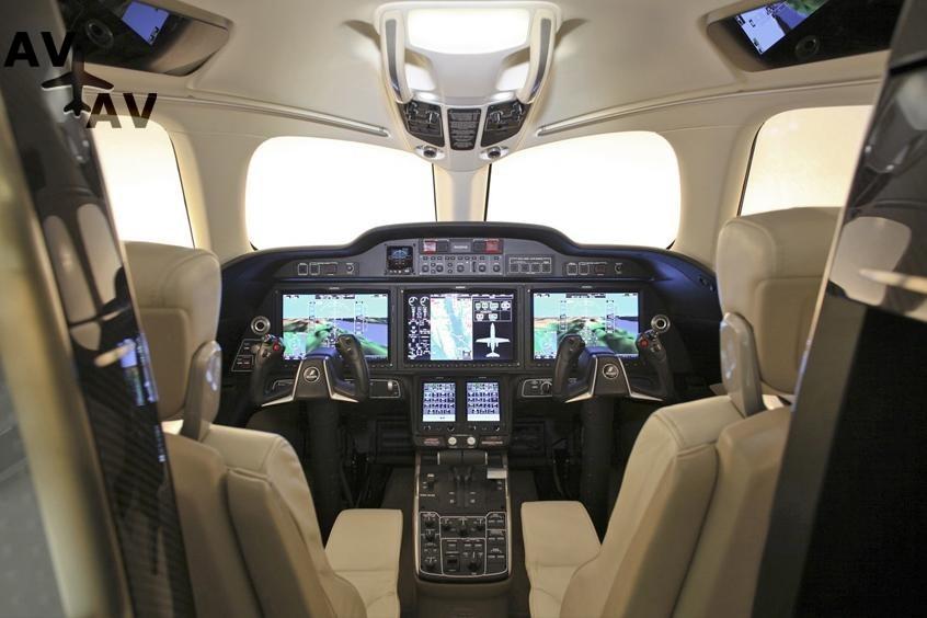 HondaJet HA 420 PrivateFly AB1094 - ЗАФРАХТОВАТЬ HONDAJET HA-420 - Аренда