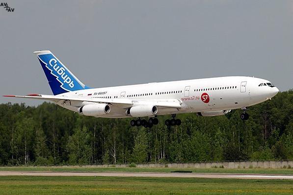 Ilyushin IL86 PrivateFly AA1585 - Charter a Ilyushin IL86 - Аренда