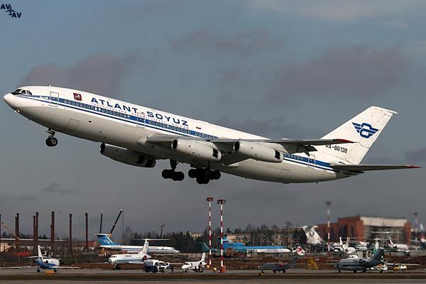 Ilyushin IL86 PrivateFly AA1631 - Charter a Ilyushin IL86 - Аренда