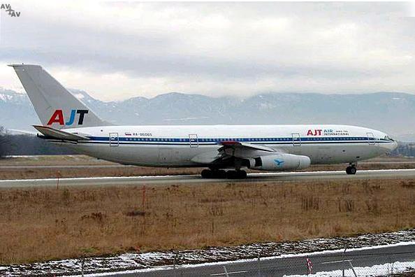 Ilyushin IL86 PrivateFly AA1677 - Charter a Ilyushin IL86 - Аренда