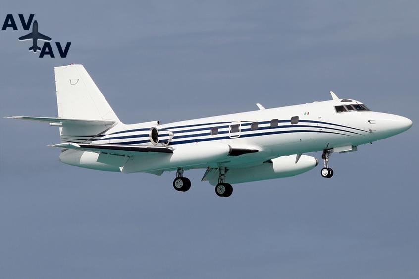 Jetstar 8 PrivateFly AB1198 - Charter a Jetstar 8 - Аренда