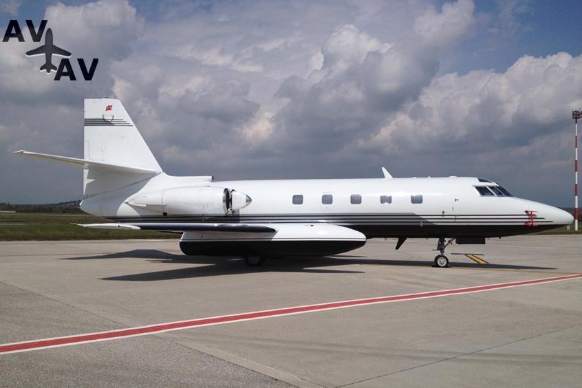Jetstar 8 PrivateFly AB1200 - Charter a Jetstar 8 - Аренда