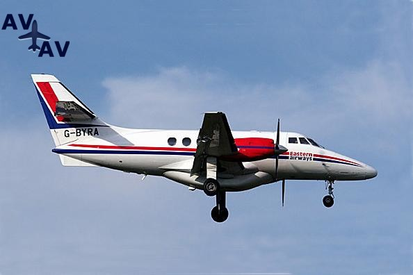 Jetstream 31 32 PrivateFly AA1520 - Charter a Jetstream 31 / 32 - Аренда