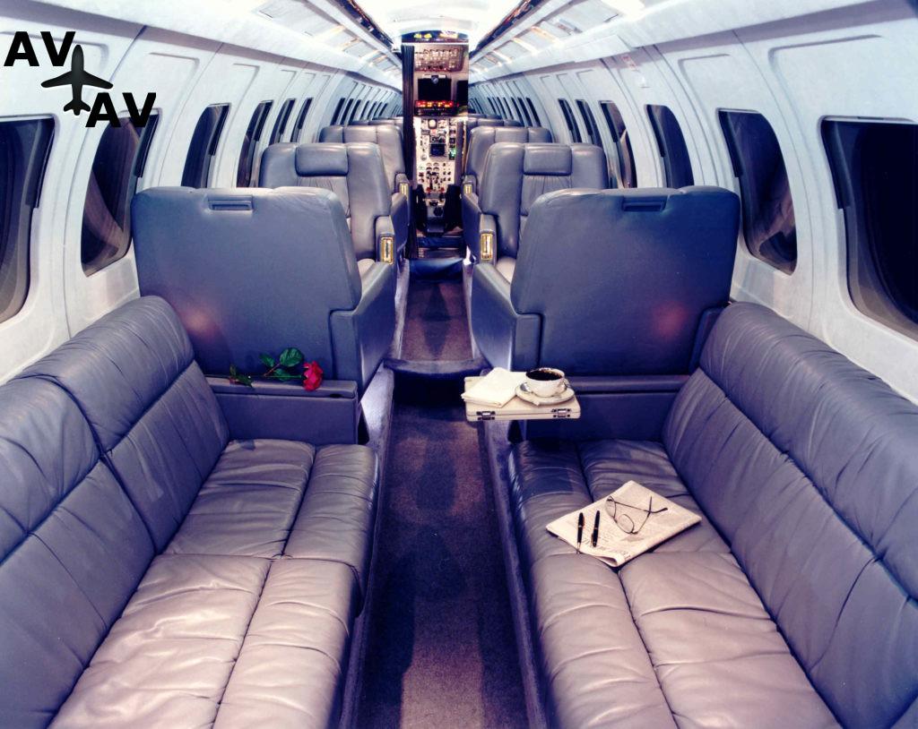 Jetstream 31 32 PrivateFly AA5942 1024x814 - Charter a Jetstream 31 / 32 - Аренда
