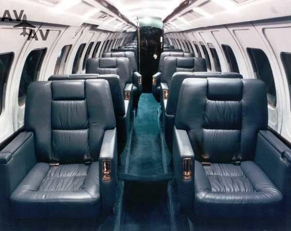 Jetstream 31 32 PrivateFly AA5943 - Charter a Jetstream 31 / 32 - Аренда