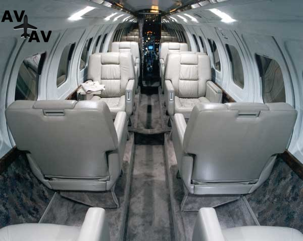 Jetstream 31 32 PrivateFly AA5944 - Charter a Jetstream 31 / 32 - Аренда