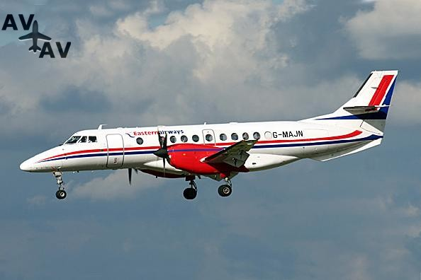 Jetstream 41 PrivateFly AA1560 - Charter a Jetstream 41 - Аренда