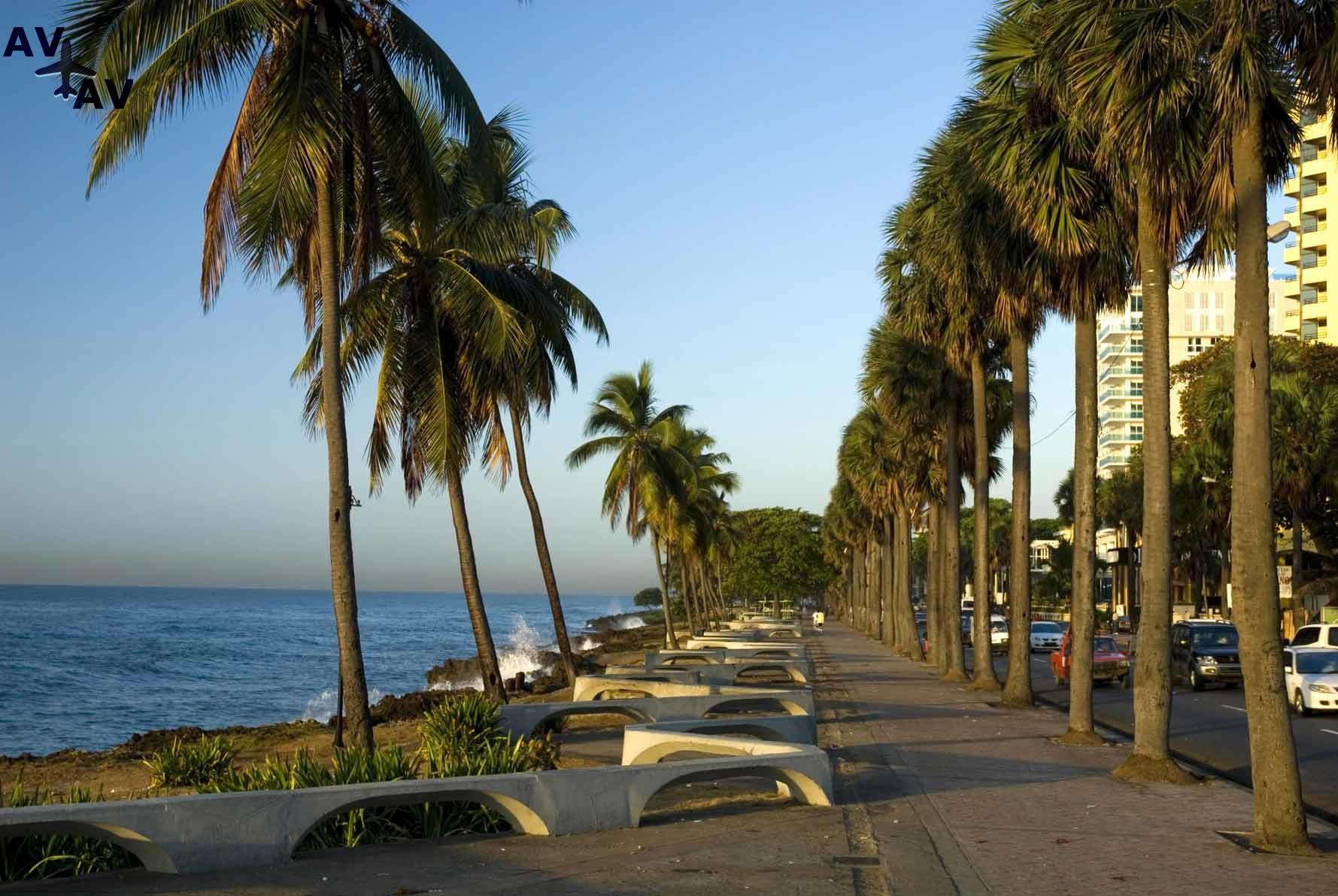 Karibskiy ray v Santo Domingo - Карибский рай в Санто-Доминго