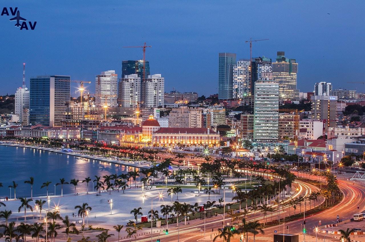 Luanda - Луанда