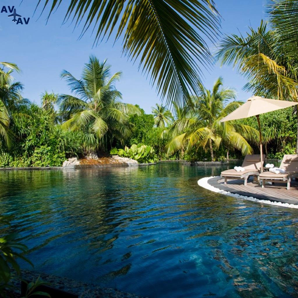 Maldivyi ray na Zemle - Мальдивы - рай на Земле
