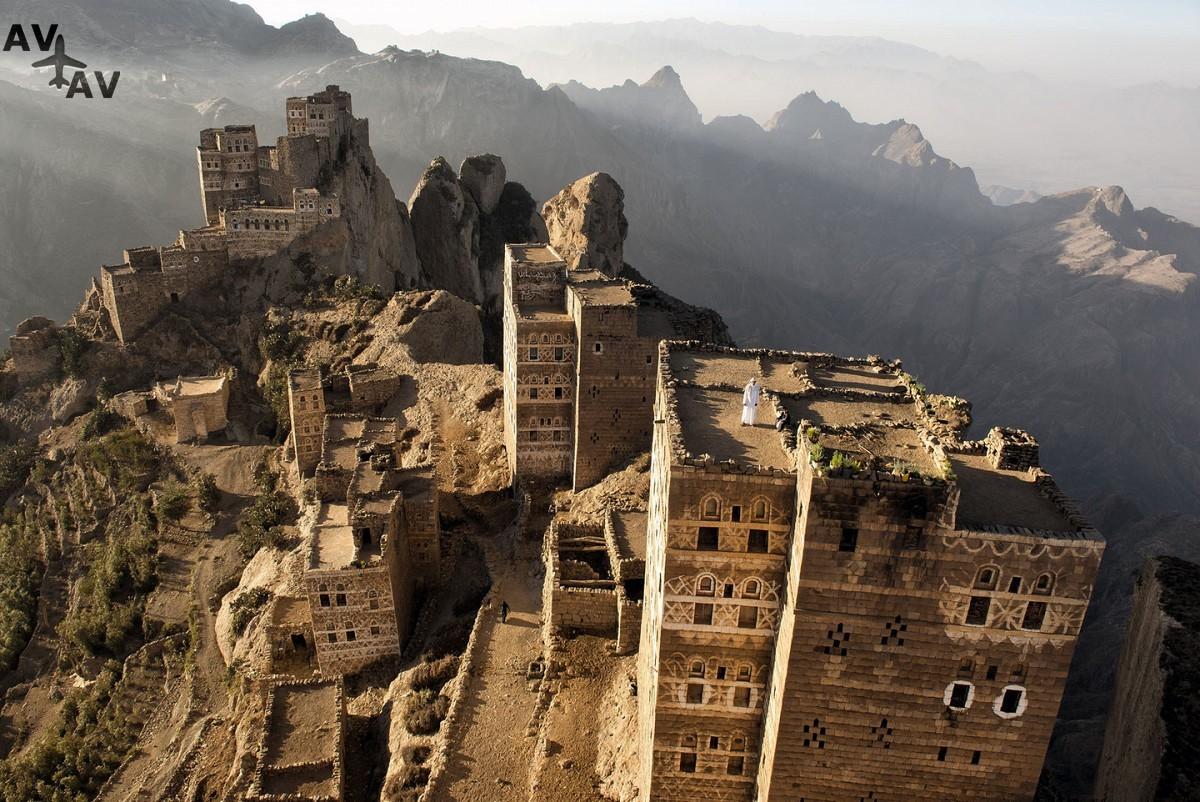 Neobyiknovennyie krasotyi Yemena - Необыкновенные красоты Йемена