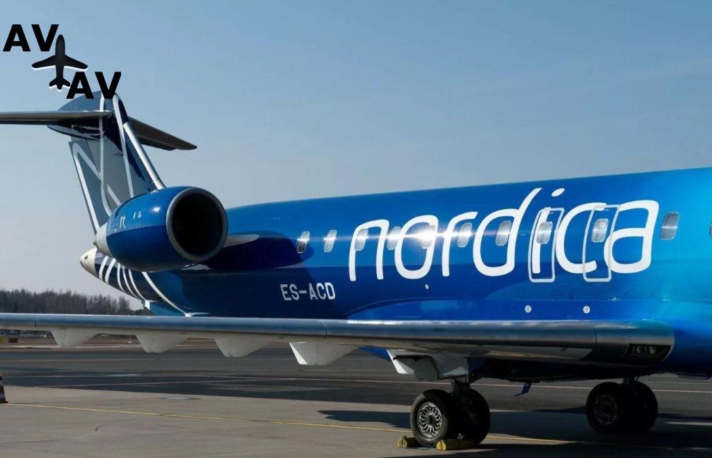 Nordica 1024x659 - Экс-сотрудники Estonian Air требуют арестовать счета Nordica
