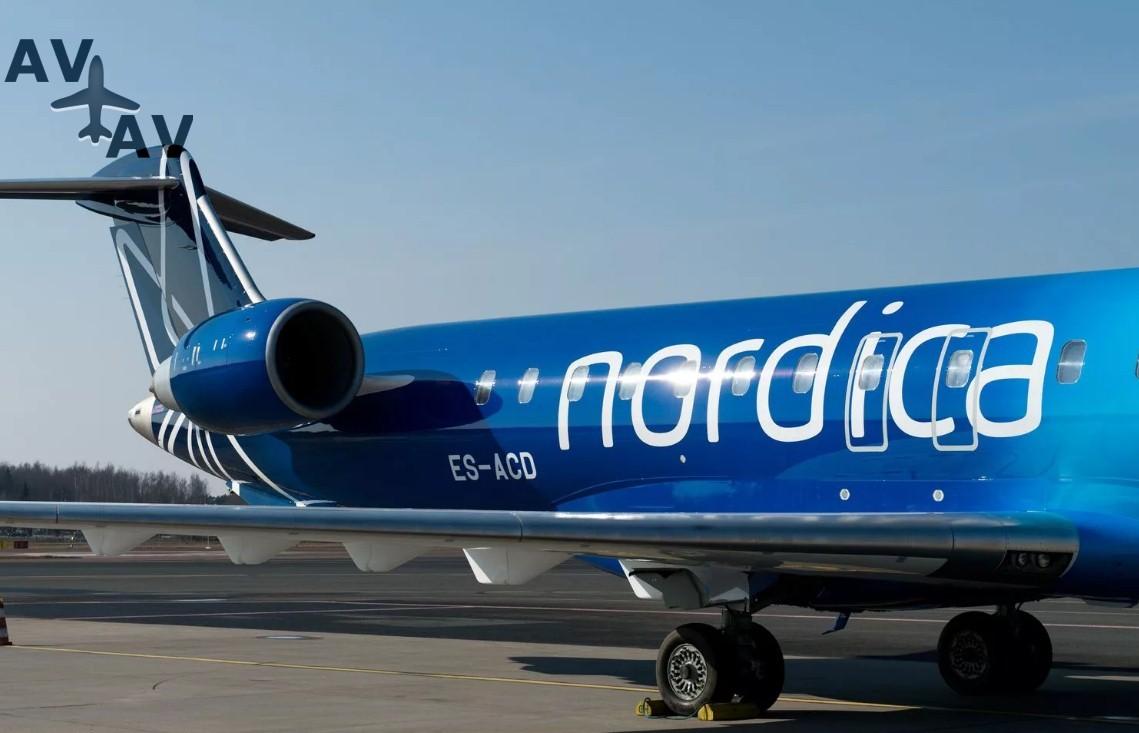 Экс-сотрудники Estonian Air требуют арестовать счета Nordica