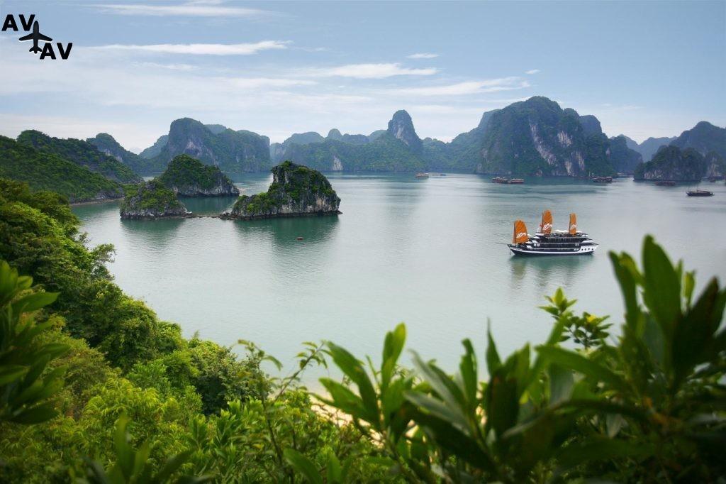 Острова Северного Вьетнама - природная сокровищница