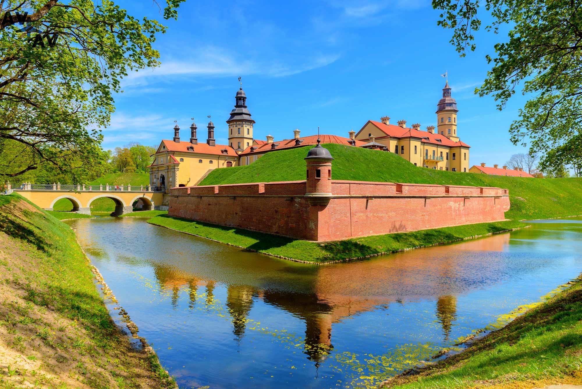 Otdyih i turizm v respublike Belarus - Отдых и туризм в республике Беларусь