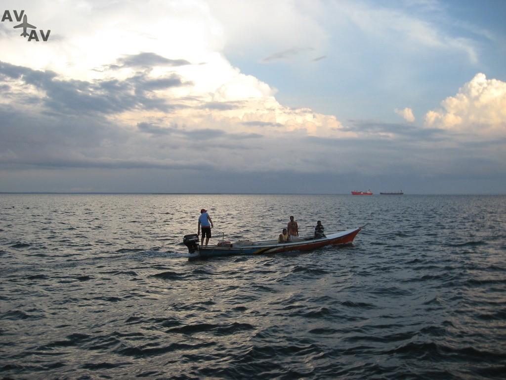 Otdyih na ozere Marakaybo2 - Отдых на озере Маракайбо