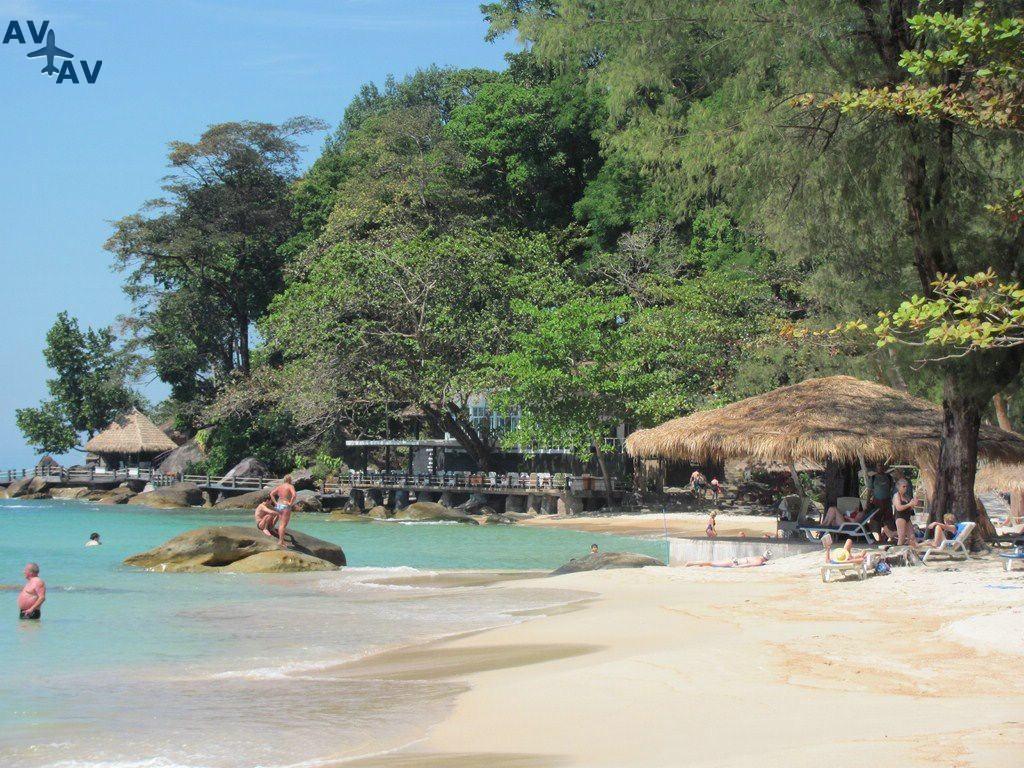 Otdyih v Kambodzhe - Отдых в Камбодже