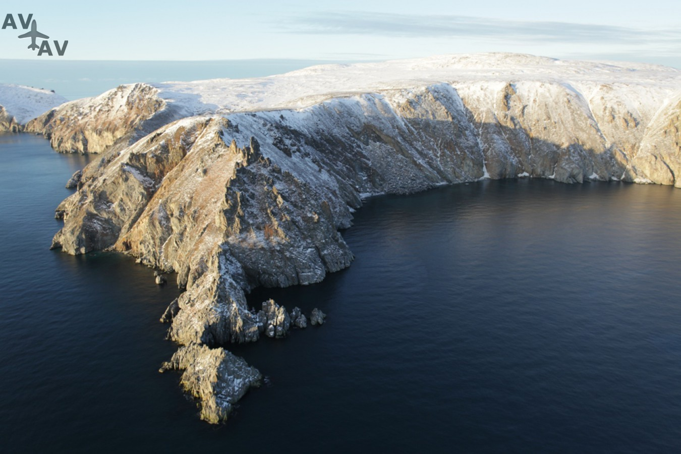 Poseshhenie ostrova Vrangelya - Посещение острова Врангеля