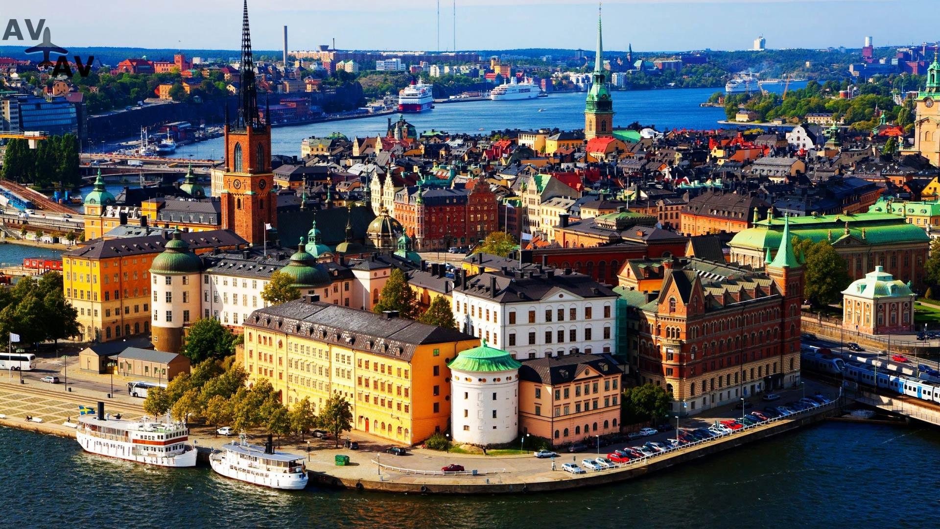 Prekrasnyiy otdyih i krasivyie mesta v SHvetsii2 - Прекрасный отдых и красивые места в Швеции