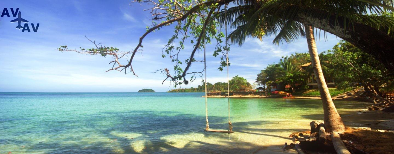 Prekrasnyiy otdyih na ostrove Ko CHang - Прекрасный отдых на острове Ко Чанг