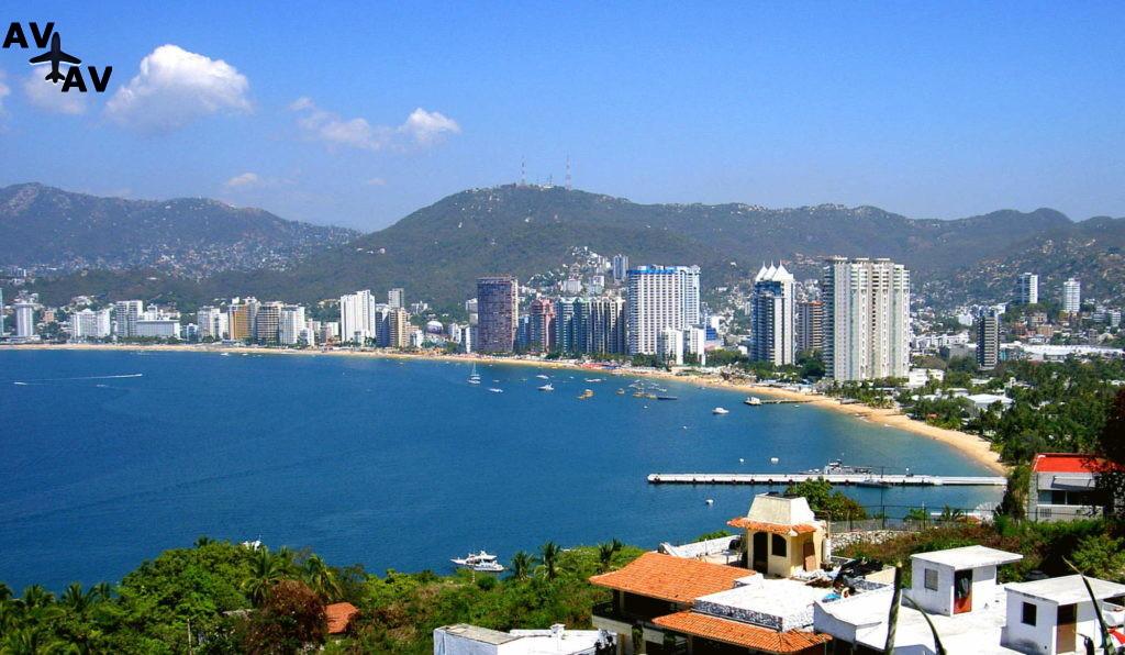 Путешествие в Акапулько