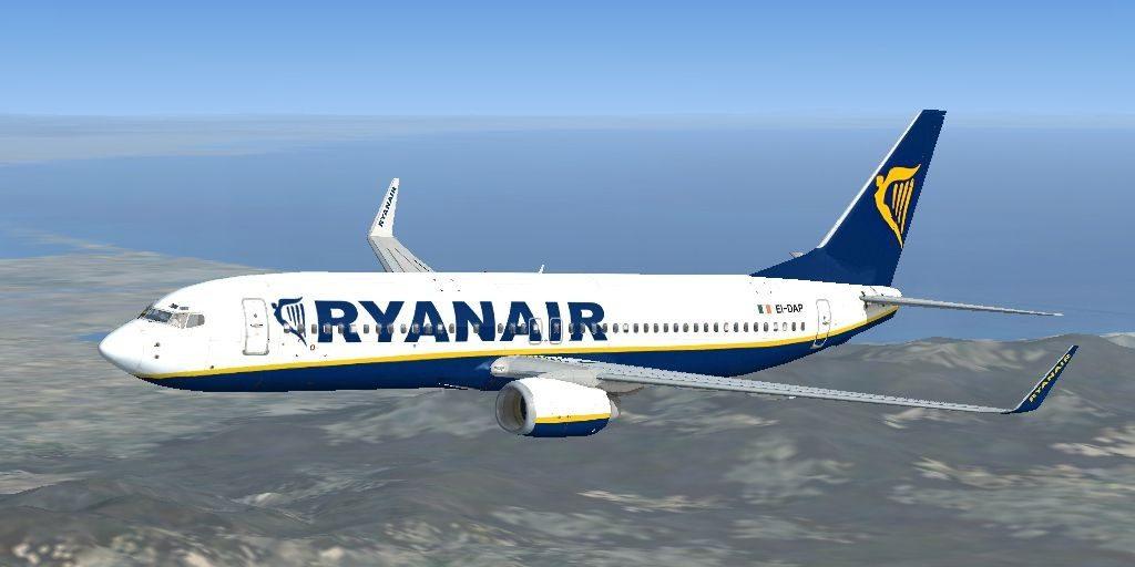 Ryanair 1024x512 - Пилотов Ryanair немецкий профсоюз призвал присоединиться к забастовке
