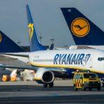 Ryanair 2 150x150 - Забастовка пилотов Lufthansa