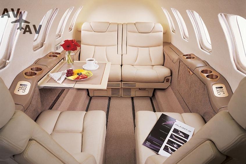 SJ30 PrivateFly AB1050 - Charter a SJ30 Jet - Аренда