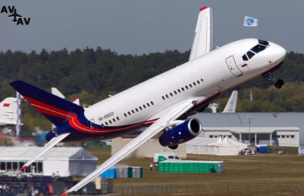 SSJ 100 1 1024x662 - Египет планирует приобрести 40 лайнеров «SSJ-100»