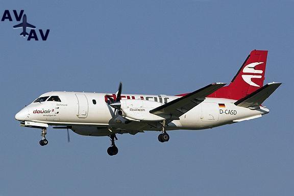 Saab 340 PrivateFly AA1440 - Charter a Saab 340 - Аренда