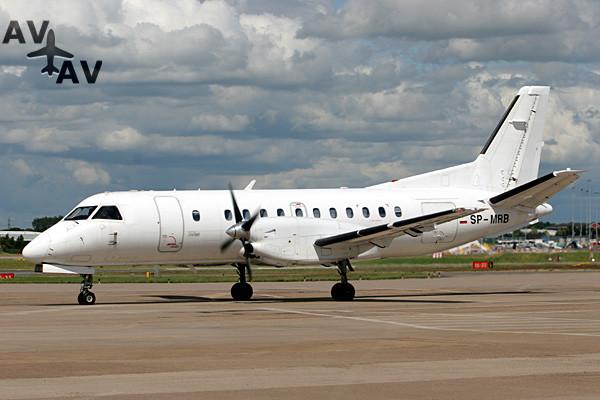 Saab 340 PrivateFly AA5886 - Charter a Saab 340 - Аренда