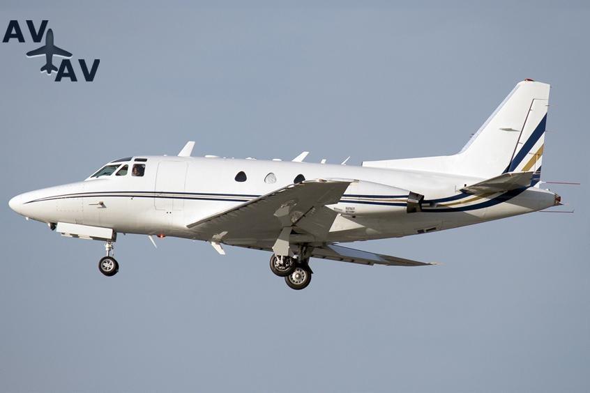 Sabreliner 40 PrivateFly AB1042 - Charter a Sabreliner 40 - Аренда