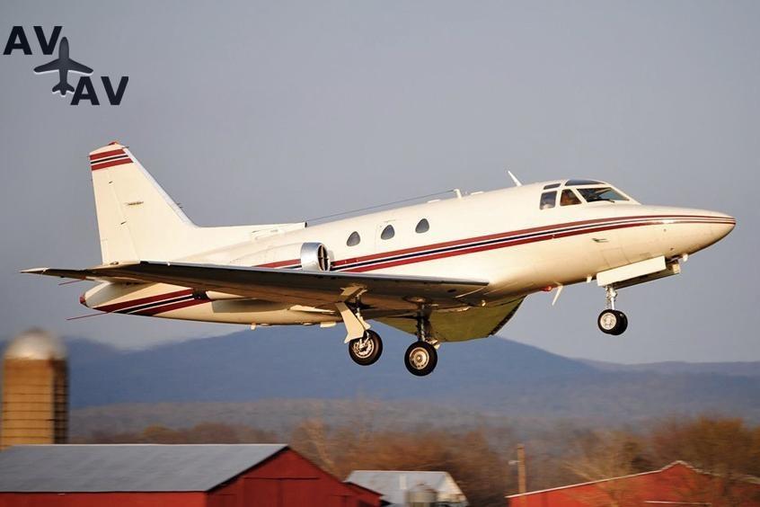Sabreliner 40 PrivateFly AB1043 - Charter a Sabreliner 40 - Аренда